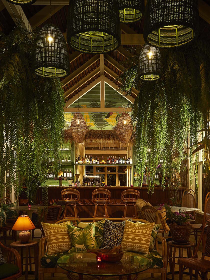 มาโลติกิบาร์ของโรงแรมเดอะ เภรี โฮเต็ล หัวหิน