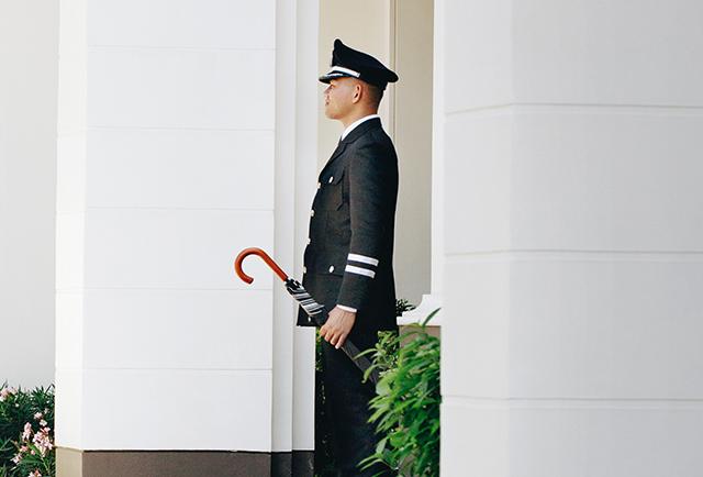 บริการจากแสนสิริ - ระบบรักษาความปลอดภัย